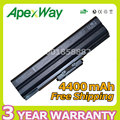 Apexway 4400mAh 6 cells Laptop Battery For Sony VGP-BPL13 VGP-BPS13 VGP-BPS13/B VGP-BPS13/Q VGP-BPS13A/Q VGP-BPS13B/Q BPS13