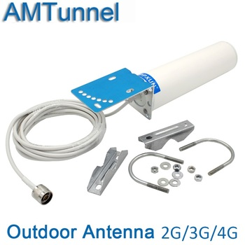 4g antena 4g antena exterior 3G 4g antena externa 12dBi GSM antena al aire libre con N macho o SMA macho para repetidor booster