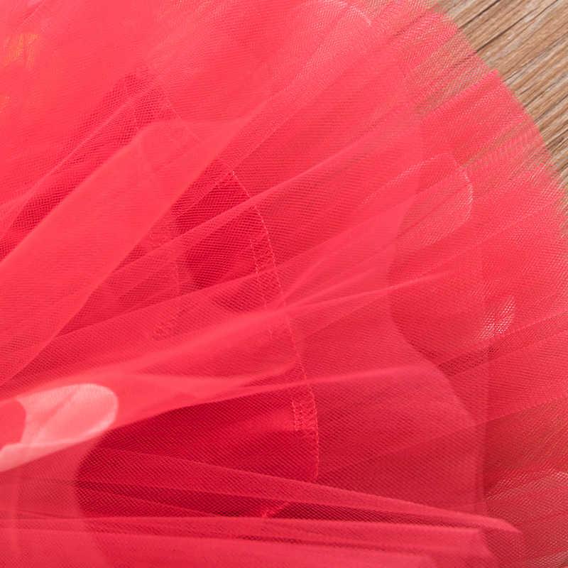 Летние красивые платья для девочек 2nd для празднования первого дня рождения для маленьких девочек Мышь платье для девочек для крещения, пышное платье; Vestidos