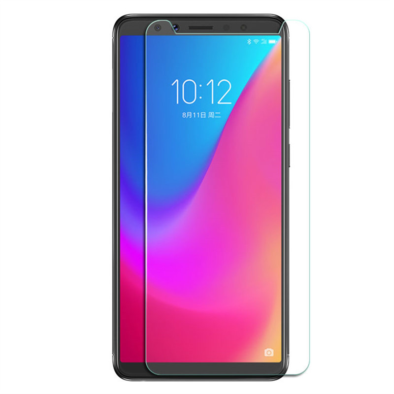 Image 4 - Tempered Glass For lenovo K5 K 5 K5play Screen Protector on smartphone K5 Play 9H Toughened Protective on Film-in Phone Screen Protectors from Cellphones & Telecommunications