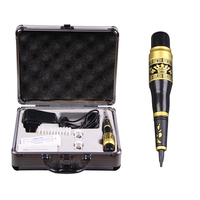 Electric Eyebrow Tattoo Pen For Tattoo Worker Basic Tattoo kit For Eyebrows Permanent Makeup Tattoo Machine Forever Makeup