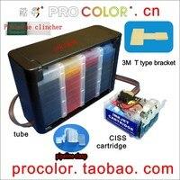PROCOLOR 133 T1331 T1321 CISS for Epson Stylus NX125 N11 NX420 T12 T22 TX120 TX129 TX420W TX235 TX235W NX230 inkjet printer