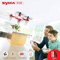 Горячие Продажа Syma X12S Мини Drone без Камеры в Исходном 2.4 Г 4CH RC Quadcopter с Мигающий СВЕТОДИОД Night Light Toys for дети