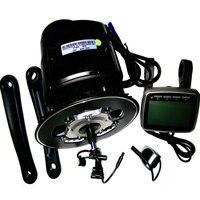 Tongsheng TSDZ2 Mid Drive Central Motor Conversion Ebike Kit Torque Sensor 36V 350W 42T Chainwheel Electric