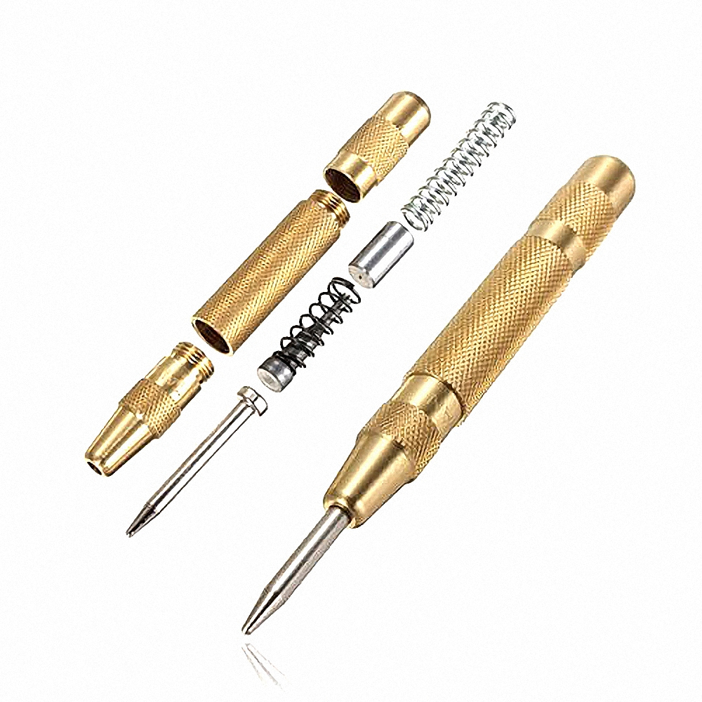 Aliexpress Com Buy 5 Inch Automatic Center Pin Punch