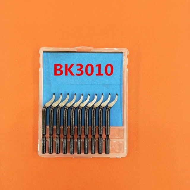 Véritable bord coupe couteau burr grattoir BS1010 plastique BK3010 acier inoxydable dispositif de coupe BS1018NB1100