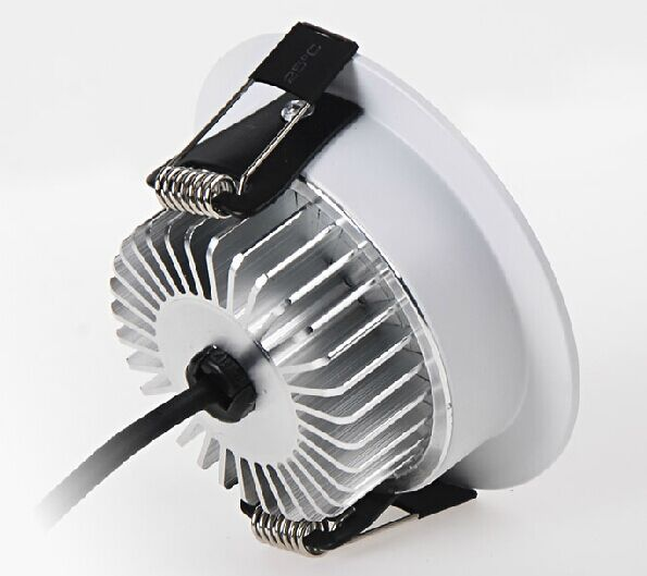 20 pces led ponto luminaria teto ceining luz 120lm/w, chip bridgelux, vantagem do produto, alta qualidade light.3years tempo de garantia