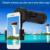 Lente de La Cámara Universal 10x40 Senderismo Concierto Monocular Zoom Telescopio Lente de La Cámara Del Teléfono Soporte para Teléfono + Clip Para El Smartphone