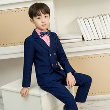 2019 winter childrens wear small suit boy costumes factory Fashion kids clothes  ALI 302