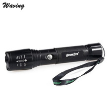 Bicycle Light Cycling Front Head Light 4500LM G700 Tactical LED Flashlight X800 Zoom Super Bright Military
