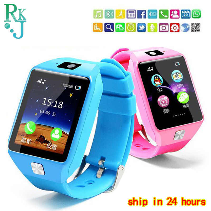 Smart watch DZ09 Smart children Watch With Network Camera Calling Function Android Bluetooth Smart Watch For Kids Smartwatch