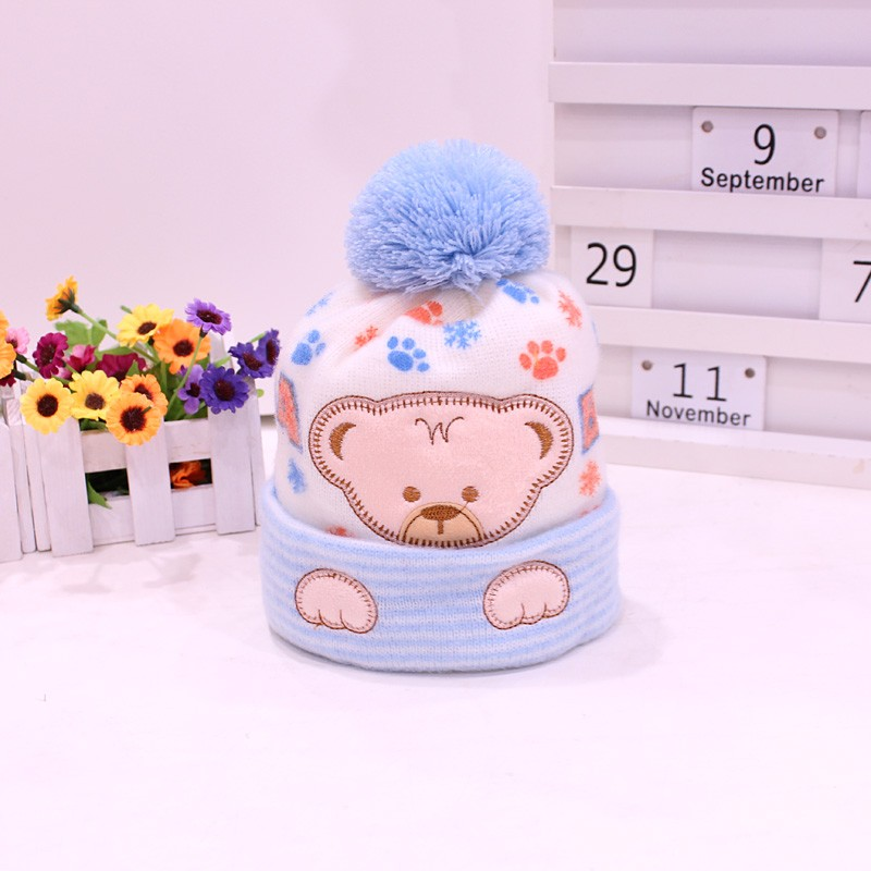 Baby Hat Kids Winter Hat Newborn Cap hot sale Super-soft Cashmere hat For Boys And Girls Baby clothing Free Shipping (2)