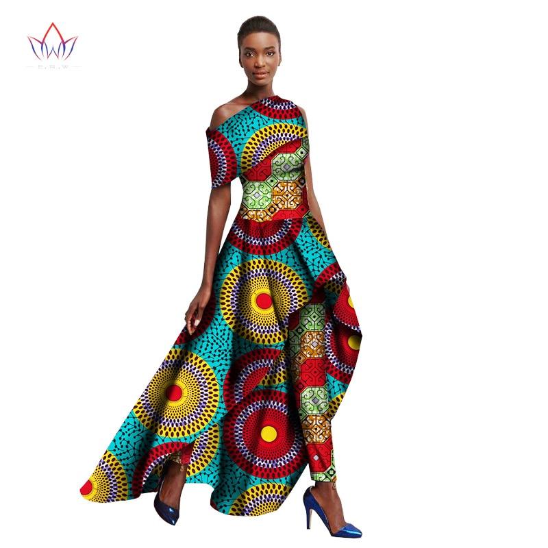 2019 Printemps Ankara Fashions Vêtements africains traditionnels - Vêtements nationaux - Photo 6