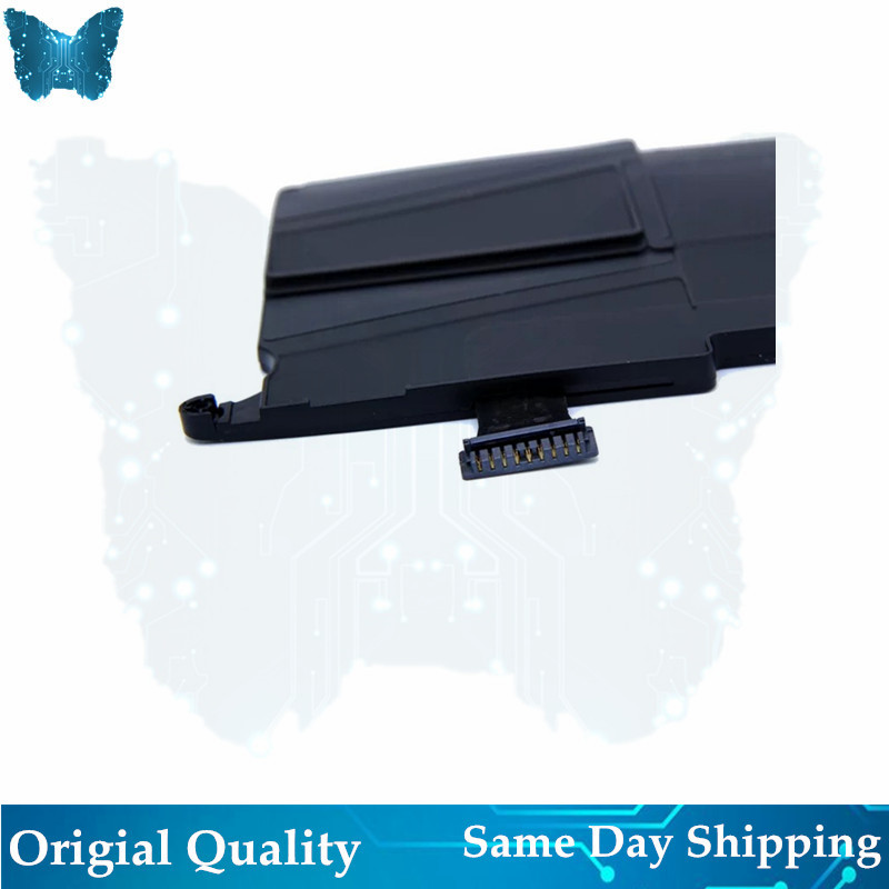 Image 2 - Genuine Laptop 39Wh 7.6V A1495 Battery For  MacBook Air A1465 battery A1370 11'' inch Mid2011 2012 2013 Early 2014 2015-in Laptop Batteries from Computer & Office
