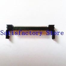 400D CF слот для карты памяти держатель платы с гибким кабелем PCB CF разъем компонент работает хорошо для Canon 400D