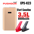 PUSHIDUN-charger Portable Metal Shell Slim Jump Start charger for car battery Power Bank Battery Charger with Charging device