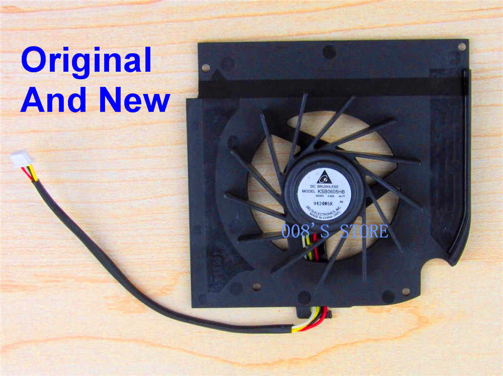 New Laptop CPU Cooler Fan For HP DV9000 DV9200 DV9205 DV9300 DV9500 DV9600  DV9700 DV9800 448016-001 434678-001 KSB0605HB 6L77 5V