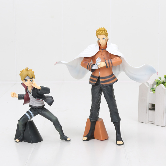 New 2pcs/set PVC  Naruto Dolls  Naruto shippuden Action Figure Toy