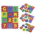 36Pcs Baby Child Number Alphabet EVA Puzzle Foam Maths Educational Toy Gift A81