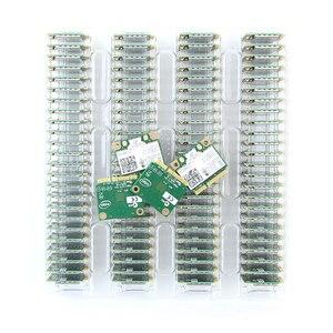 Image 3 - Dual Band Wireless AC Intel 7260 7260HMW 7260AC 2.4G/5Ghz 802.11ac MINI PCI E 2x2 WiFi Card Wi Fi + Bluetooth 4.0 Wlan Adapter