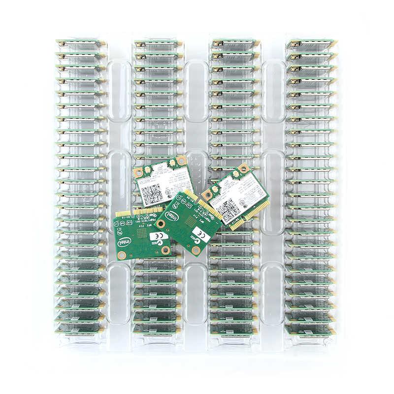 Dual Band kablosuz-ac Intel 7260 7260HMW 7260AC 2.4G/5Ghz 802.11ac MINI PCI-E 2x2 wiFi kartı Wi-Fi + Bluetooth 4.0 Wlan adaptörü