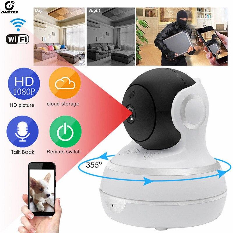 Caméra de sécurité IP Caméra WIFI À La Maison caméra cctv ip 1080 P 720 P Audio Surveillance P2P moniteur pour bébé vision nocturne caméra wifi cam