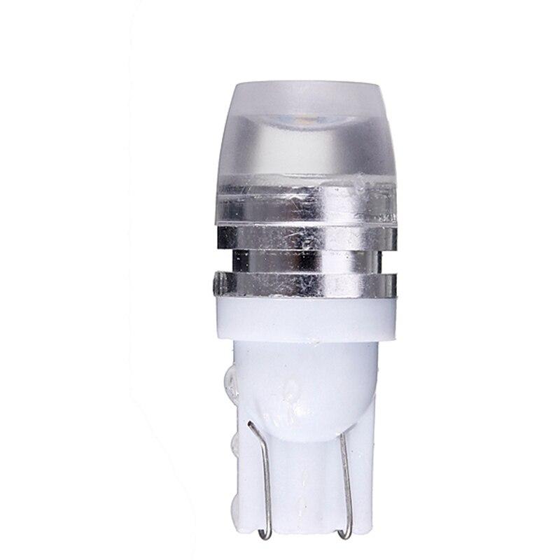 2Pcs Big Promotion T10 W5W 168 194 501 High Power SMD LED Car Auto Wedge Side Lights LED Lamp Bulb White DC12V