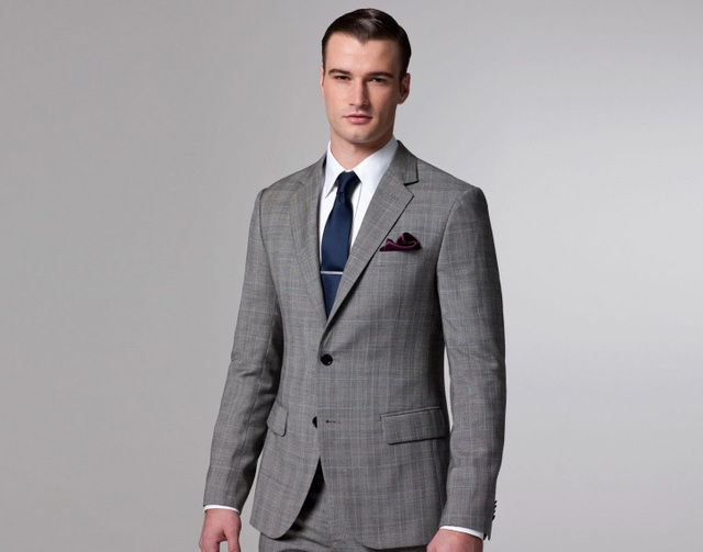 Ternos Masculino 2016 Casamento Coat Pant Images Mens Suits ...