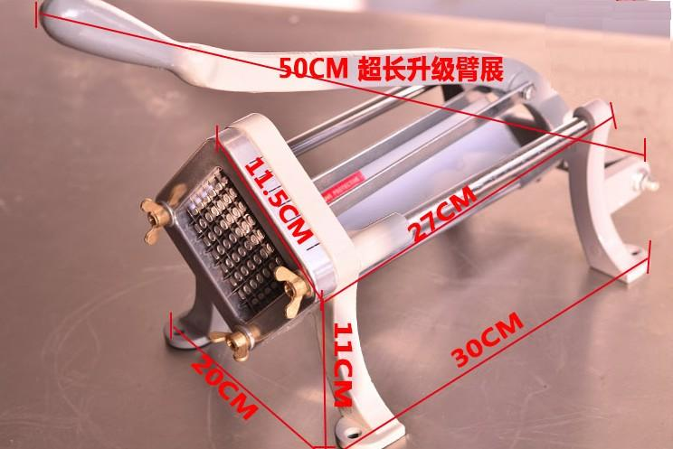 The latest machines/High quality industrial stainless steel commercial manual potato chips cutter стоимость