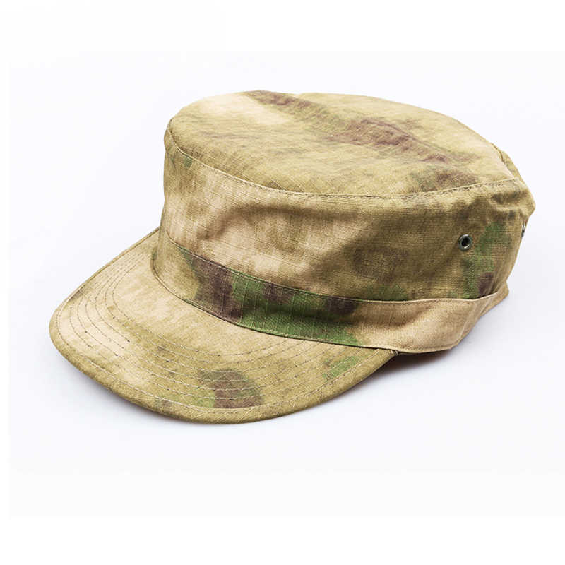 626203f8a30965 Unisex Tactical Hunting Camouflage Cap Men Multicam Soldier Combat Train Hat  Outdoor Airsoft Paintball Army Caps