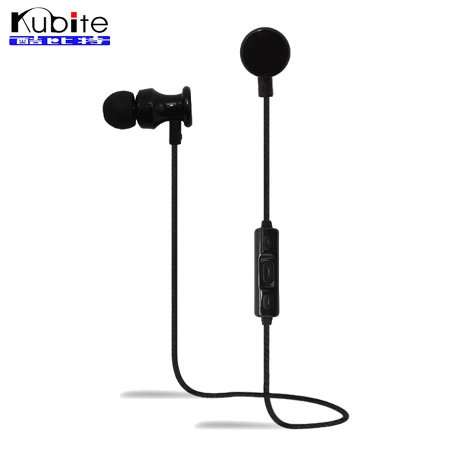 796204368c2 Kubite STN-999 Bluetooth Sport Earphones Wireless Stereo Metal Ear Shell  Headset for iPhone 7/7 Plus Mobile Phone Device. Price: