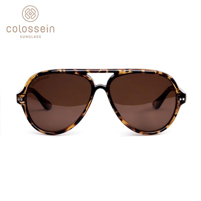 COLOSSEIN Gafas de sol Hombre Polarizado Retro Mujer Clásico Luz - Accesorios para la ropa - foto 2