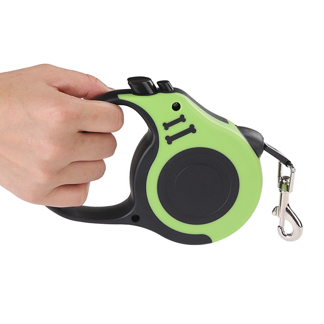 Durable Automatic Nylon Dog Walking Leash