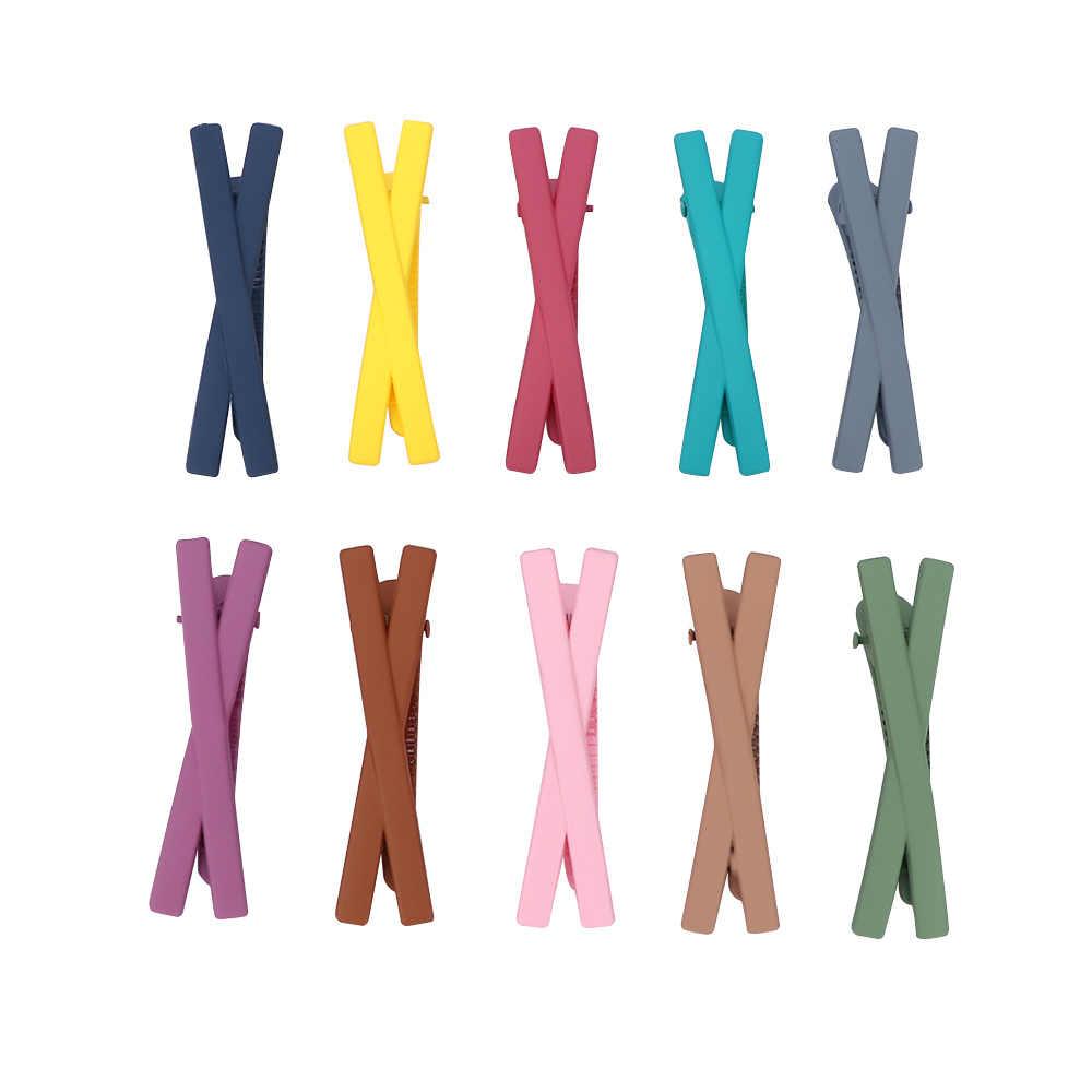 الكورية نمط الحلوى متعددة الألوان الديكور للأطفال الفتيات النساء ربطة القوس فيونكة مشبك شعر دبابيس الشعر إكسسوارات الشعر