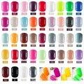 2017 fashion beautiful candy color Nail finished false nails short paragraph 24pcs 50 section Optional