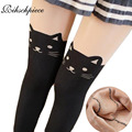 Rihschpiece Gothic Winter Leggings Women Velvet Thick Warm Legging High Waist Christmas Leggins Plus Size Pants  RZF764