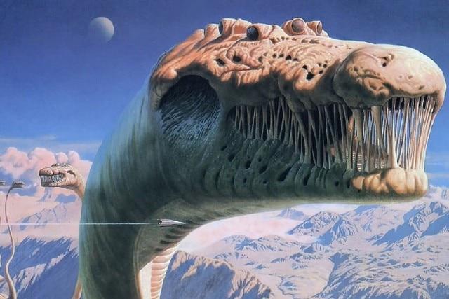 Diy Frame Sci Fi Alien Aliens Creature Art Artwork