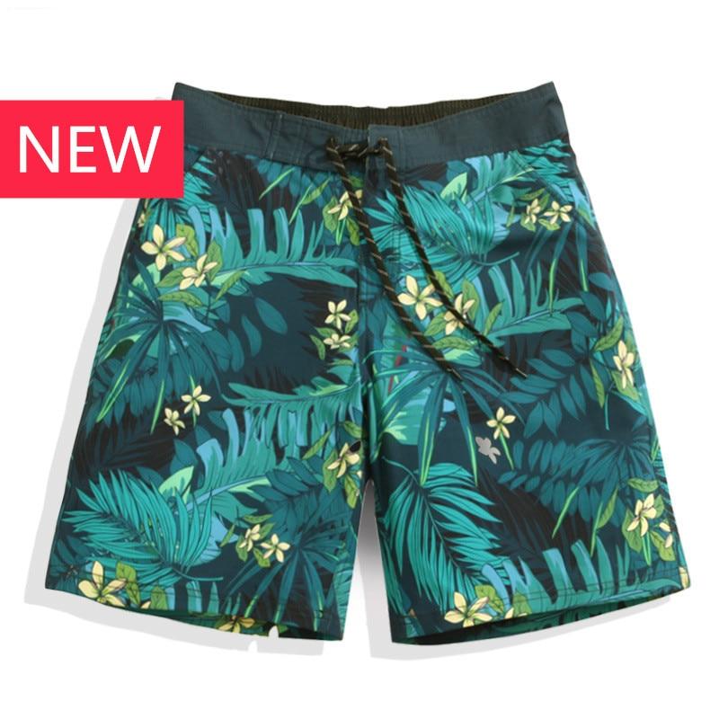 Summer Men Beachwear Surf Swim   Board     Shorts   Sea Swimwear Swimming Water Spring Trunks Masculino