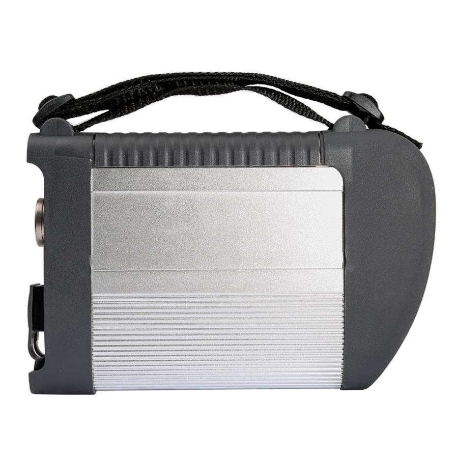 12/2019 MB Star C4 SD соединяет компактную диагностику с EVG7 планшет диагностический контроллер планшетный ПК с wifi для автомобилей и грузовиков - 4