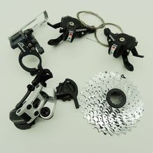 SRAM Speed X7 front Derailleur rear Derailleur Freewheel S500 Transmission Kit 27-speed mountain bike fingering