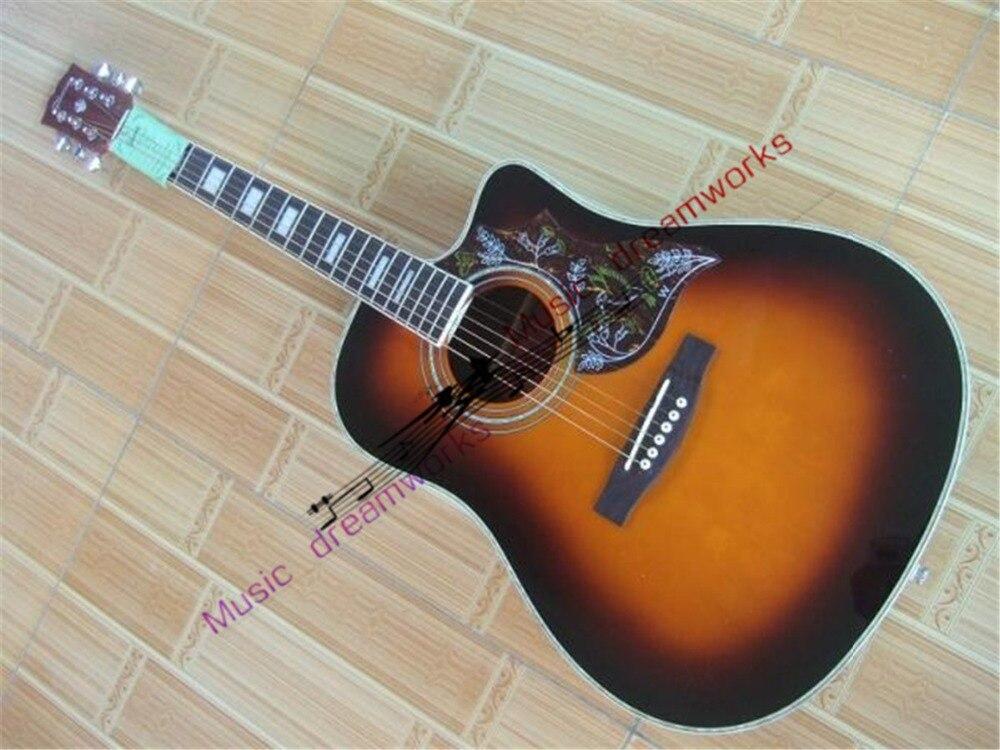 firehawk China's guitar free shipping Acoustic guitar ballad guitar quality