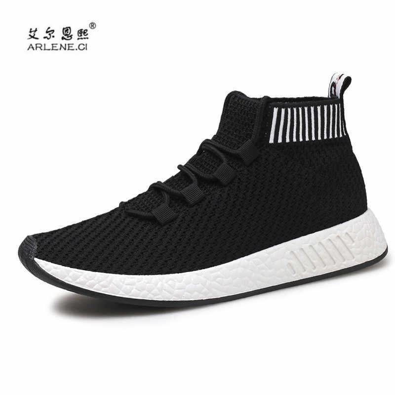 d4231d20dabc ... Tenis Masculino 2019 Men Breathable Mesh Sport Shoes Men Tennis Shoes  Male Stability Athletic Sneakers Men ...