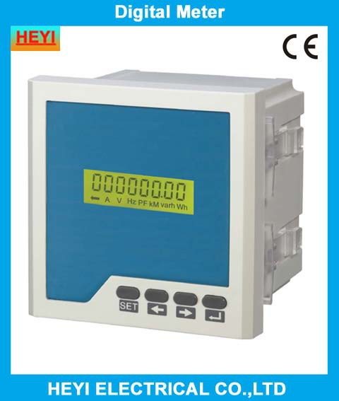 Three Phase Digital Active Energy Meter Electric Energy