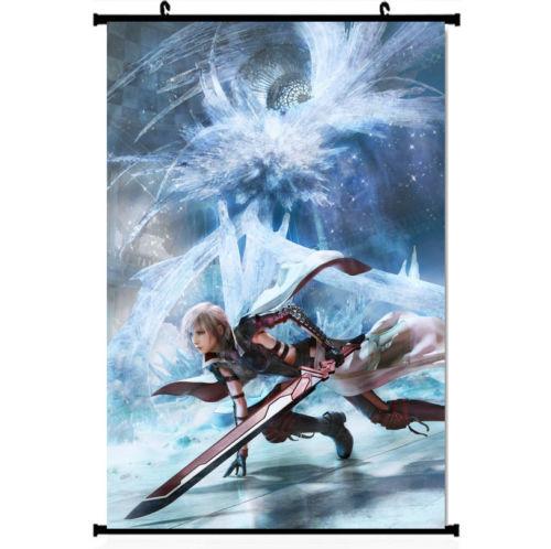 Final fantasy xv wall scroll decor