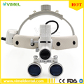 Highly Welcomed 3.5x Portable LED Head Light Lamp for Dental Surgical Medical Binocular Loupes CE FDA