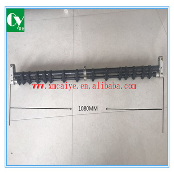 Printing Machine Spare Parts For 3F Gripper Bar