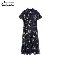 100% шелковое женское платье модное Повседневное платье Шелковый консервативный стиль новый тренд 2019 шелковая Geogette ткань летнее деловое дли