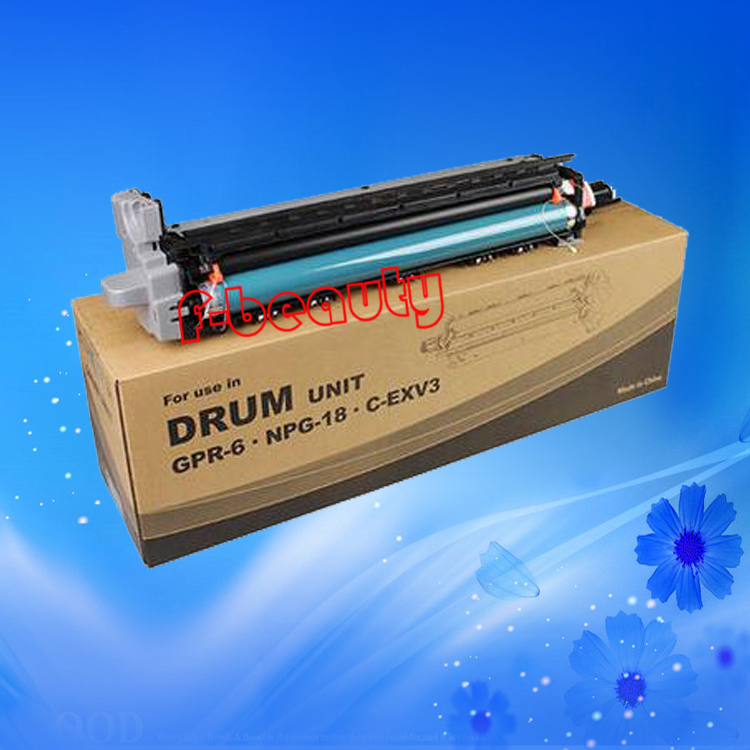 High Quality Drum Unit Compatible For Canon NPG-18 IR2200 2220 2250 2800 2850 IR3300 3320 3350 3300 GPR6 CEXV3 high quality gpr 18 npg 28 drum unit compatible for canon ir2016 ir2018 ir2020 ir2022 ir2025 ir2030 ir2318l 2016j ir2320 ir2420