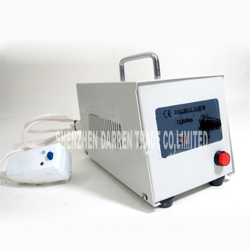 New FKR 400A 110V/220V Household Food Vacuum Sealer Machine Vacuum Packing Machine Film Container Food Sealer Saver|machine vacuum|food vacuum|food vacuum sealer - title=