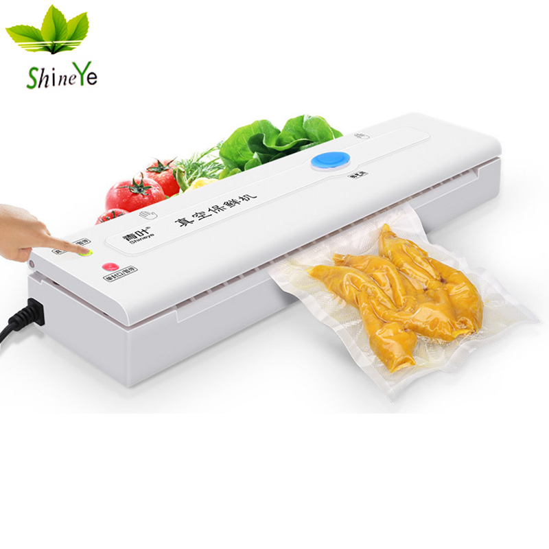 Fast Shipping 2016 New Household font b Food b font Vacuum Sealer Packaging Machine DZ 108
